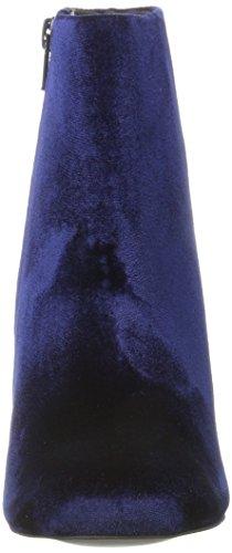 Steve Madden Pacers Ankleboot, Stivali Donna Blu (Blue)
