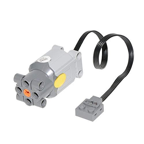 Golden.Y Power-Funktionen|Großer L-Motor kompatibel für Lego Ersatzteile 88003| Servomotor Teile| Elektrisch Motor,Elektrisch Spielzeug Autos Motor| Einsteckblöcke Kompatibel.