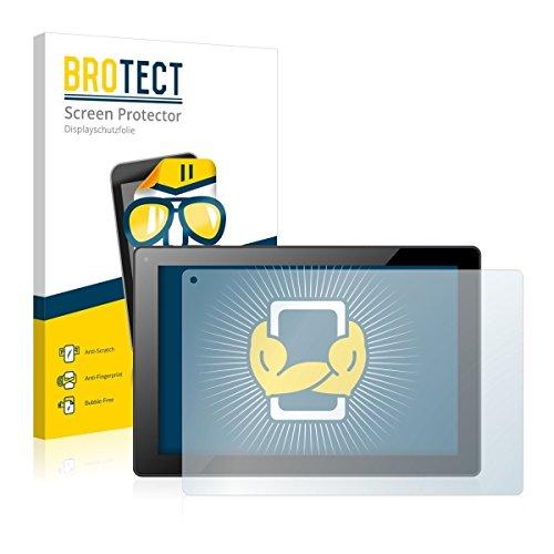 2X BROTECT HD Clear Bildschirmschutz Schutzfolie für Odys Visio (kristallklar, extrem Kratzfest, schmutzabweisend)