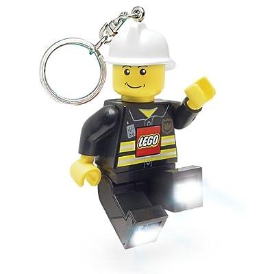 Universal Trends UT21216 - Lego City Mini-Taschenlampe Feuerwehrmann von Universal Trends - Lampenhans.de