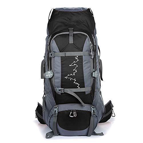 XF 85L große Kapazität Outdoor-Bergsteigenbeutel Freizeit Camping Rucksack Orgie Tasche