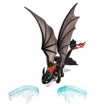 Drachenzähmen leicht gemacht 2 Power Dragon – Ohnezahn – Ice Fling Action [UK Import]