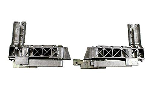 GU Schiebetür Laufwagen/Laufschuhe DIN Rechts 150kg Ausführung incl. SN-TEC Montageschlüssel (GU 38514 & 9-42566 & 328529)