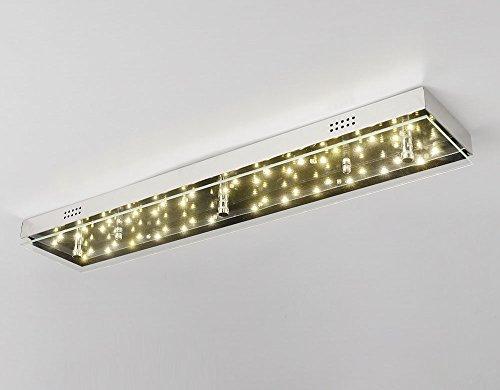 Plafoniera Led Bagno : Boomer 4 24 watt plafoniera led lampada da parete bagno