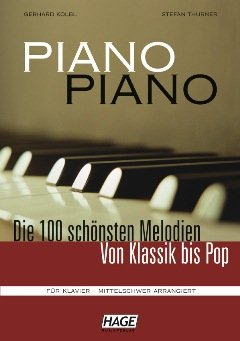 Mia Womens Capri (PIANO PIANO - DIE 100 SCHOENSTEN MELODIEN VON KLASSIK BIS POP - arrangiert für Klavier [Noten / Sheetmusic])