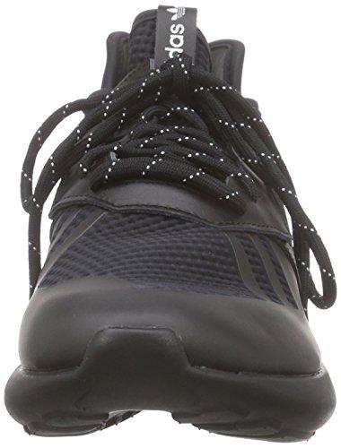 adidas Originals Tubular Runner, Scarpe da Ginnastica Uomo Nero (Schwarz (Core Black/Carbon Mel./FTWR White))