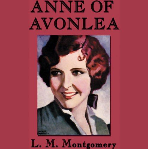 Anne of Avonlea  Audiolibri