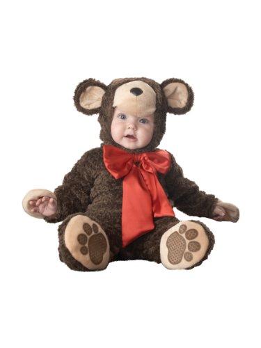 Kleinkind Kollektion Kostüm Elite - InCharacter Teddy Bär Babykostüm - 18-24 Monate