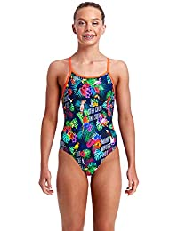 Toddler Girls One Piece Swi Baby Girls Shop For Cheap Funkita Fine Lines Toddler Girls Printed One Piece
