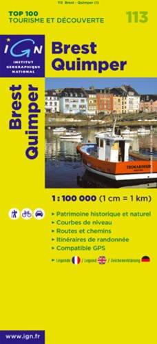 Brest/Quimper: IGN.V113