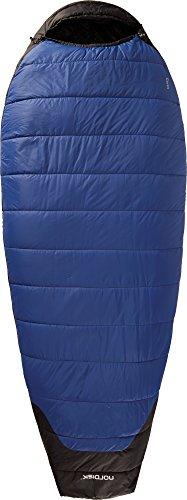 Nordisk Gorm -2° Sleeping Bag L limoges blue/black 2016 Mumienschlafsack