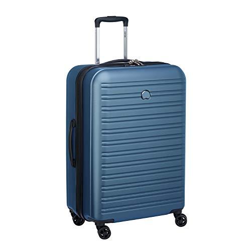 DELSEY PARIS SEGUR 2.0 Valise, 70 cm, 81,6 litres, Bleu
