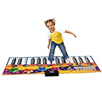 Vivo Gigantic Piano Keyboard Play Mat Party Dance Games Kids Fun Musical Music Playmat