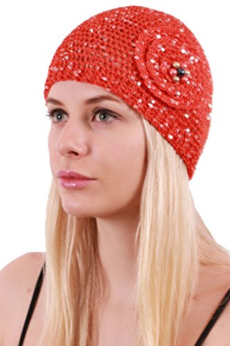 Abba Hat - Coral or Sunglow