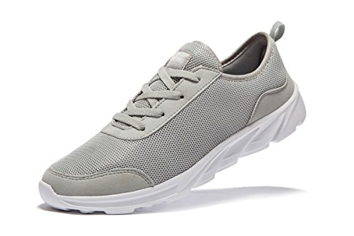 newluhu-mens-trainers-gym-walking-trainers-fitness-lightweight-sports-running-shoes-7uk-41eu-grey
