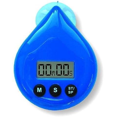 Timer Drop: Ahorrador digital en el consumo de la ducha
