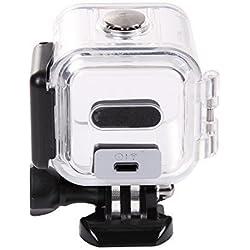 Boîtier de Protection Deyard S-01 - Étanche - Vendu avec Support et vis de Fixation pour caméra GoPro HERO5 Session et Gopro HERO4 Session