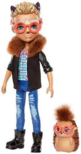 Enchantimals Hixby Hedgehog Doll (Mattel FJJ22)