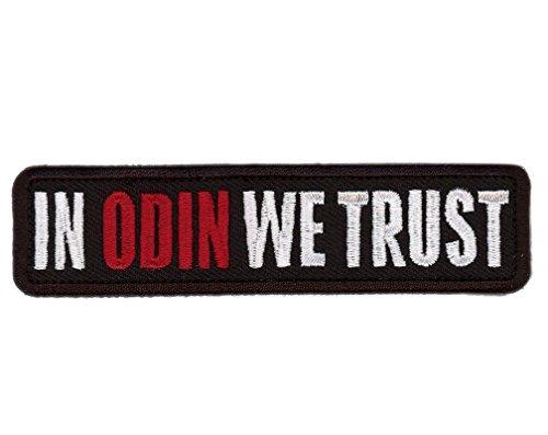 Titan One Europe Hook Fastener In Odin We Trust Valknut