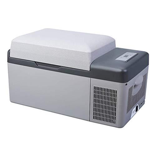 Stilvolle Einfachheit Stilvolle Einfachheit Pige-Car Kühlschrank Tragbare Digitalanzeige Kompressor Kühlschrank Gefrierschrank Auto und zu Hause Sind Verfügbar 12V / 24V / 220V, CZ