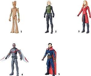 Marvel Avengers- Titan Hero Series, Color Modelos Surtidos (Hasbro E2170EU4)