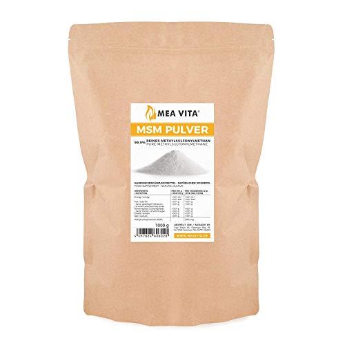 Nuestro polvo MSM puro de alta calidad con una pureza del 99,9% es la fuente ideal de azufre orgánico.