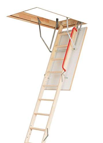 Keylite Timber Wooden Loft Ladder KYL03 550x1200x3.2m