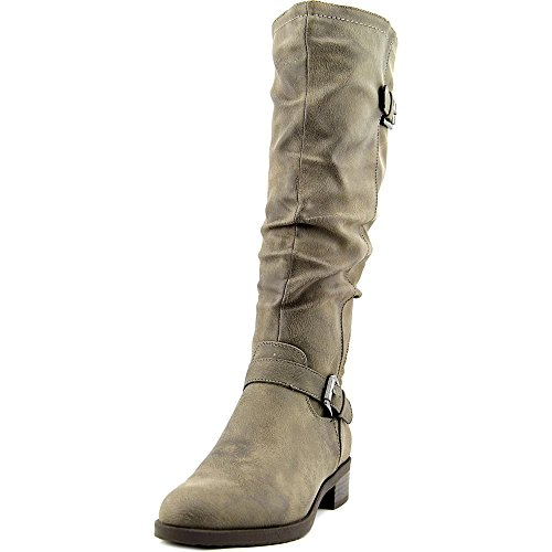White Mountain Chip Femmes Synthétique Botte gray
