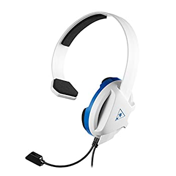 Turtle Beach Recon Chat White Headset - Ps4 Und Xbox One 1