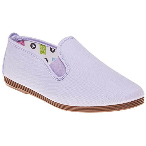 Flossy Arnedo Garcon Chaussures Pourpre Pourpre