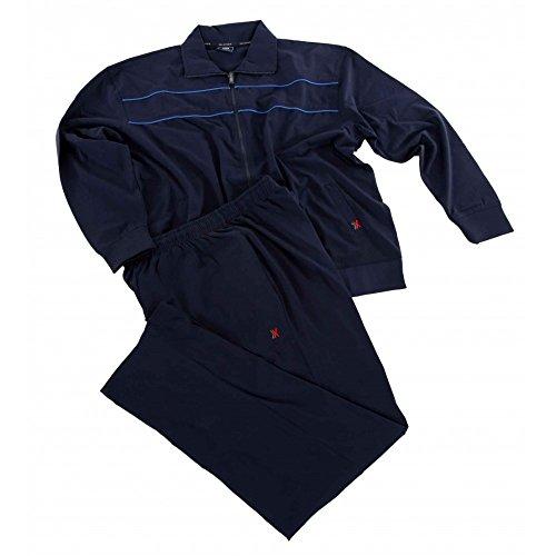 Tuta Maxfort Laguna taglie forti uomo - Blu scuro, 6XL