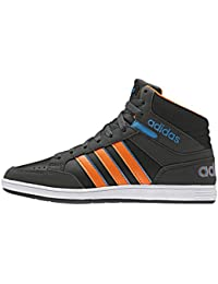 the best attitude 024d7 a41c7 adidas Unisex Baby Hoops Mid K Turnschuhe