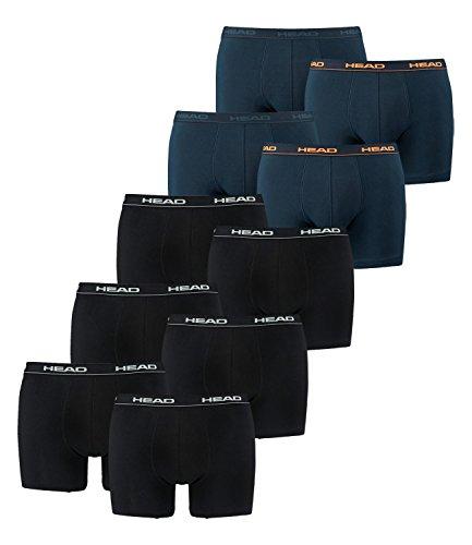 head-herren-boxershorts-841001001-10er-pack-waschegrossexlartikel3x-black-2x-peacoat-orange