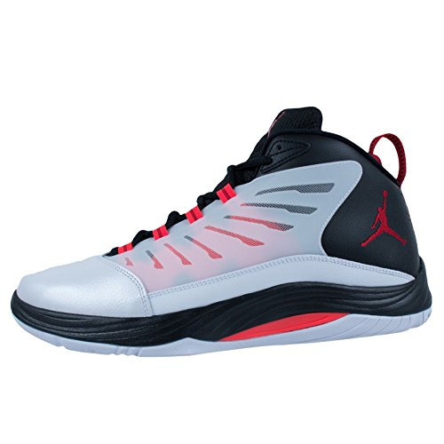 Jordan Flight Tempo 14,5 scarpe da basket White/Gym Red/Black/Infrared