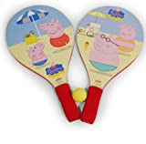 PEPPA PIG Palas wooden beach c/ball