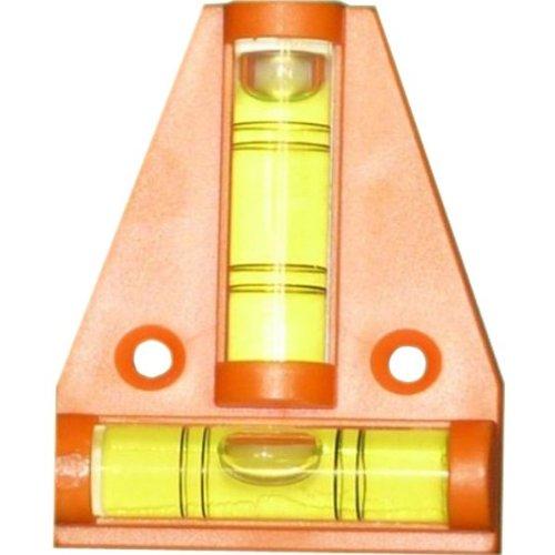 Wasserwaage Pyramide 42x56mm