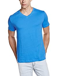 GAP Men's Short Sleeve Solid V Neck Tee