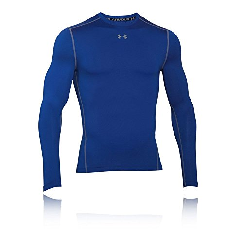Under Armour Herren UA CG Armour Crew Fitness-Sweatshirts, Royal, XXL -