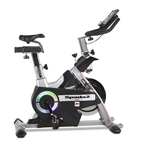 BH Fitness Fahrrad Indoor ispada II Dual