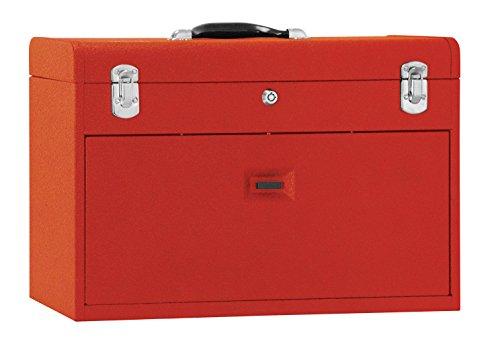 Kennedy Verarbeitung 620R 50,8cm 3Schubladen Maschinisten 'Brust, industrieller rot Kennedy Werkzeug-boxen