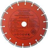CON:P B23125 Diamant-Trennscheibe Beton, segmentiert, 230 mm