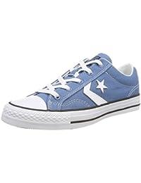 Converse Unisex-Erwachsene Star Player OX Aegean Storm/White/Black Sneaker