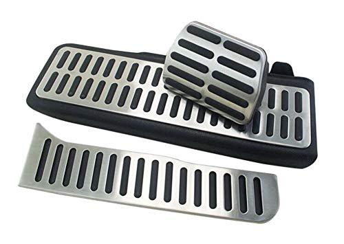 SHIMOTOO Ricambi Auto Pedali, Accessori modificati-Automatico/Manuale per Volkswagen Jetta MK5 Golf 5 6,Automat