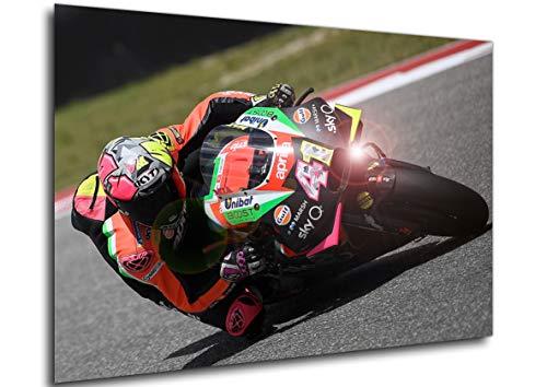 ort - Moto GP - Aleix Espargaro Manifesto 70x50 ()