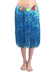 Kid Fille Culotte Legging Pantalon Pantskirt - Bleu