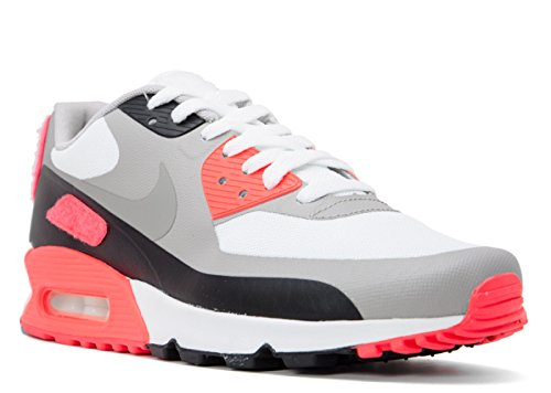 41DhVBqt1DL - Nike Mens Air Max 90 Infrared Patch SP White Infrared Trainer