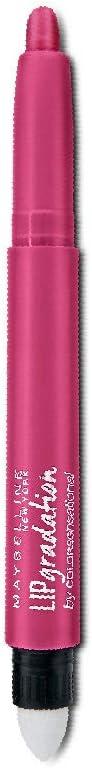 Maybelline New York Lip Gradation Lipstick, Pink 2168 (Pink 2) ,1.25g
