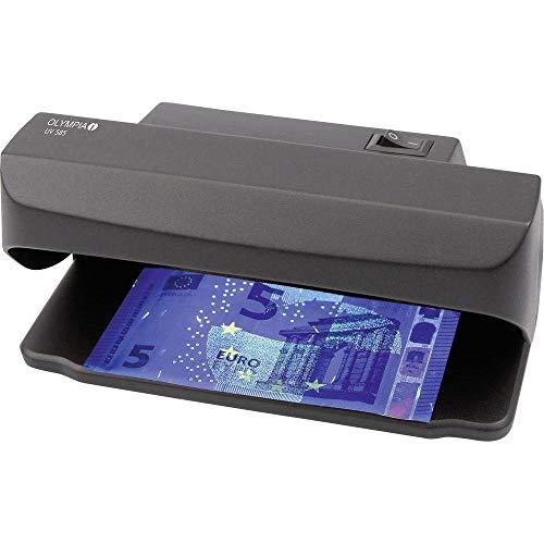 Olympia 585 - Lampada a raggi UV per controllo anti-contraffazione delle banconote