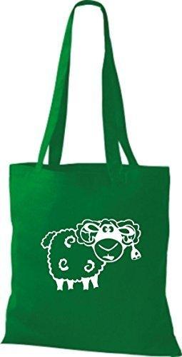 Shirtstown Stoffbeutel Tiere Schaf Schäfchen Kelly