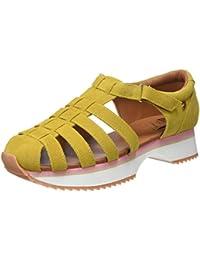 W420v1, Zapatillas para Mujer, Amarillo (Yellow EA), 38 EU New Balance